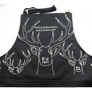 Betty Bay Staggeringly Handsome Apron – Made in the UK