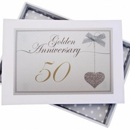 50th Anniversary Photo Album Photo Albums Occasion Niche