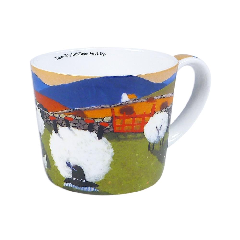 Thomas Joseph-Mug-Ewe Are my sunshine