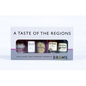 Taste of the Regions – Whisky Miniature Pack