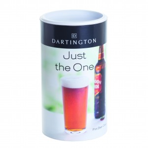 DARTINGTON - Just The One - Pint Glass